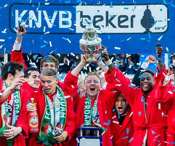 Veronica neemt KNVB Beker en Jupiler League over van SBS6