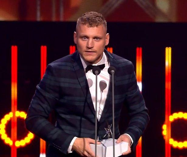 Kaj Gorgels is Televizier Talent Award verloren