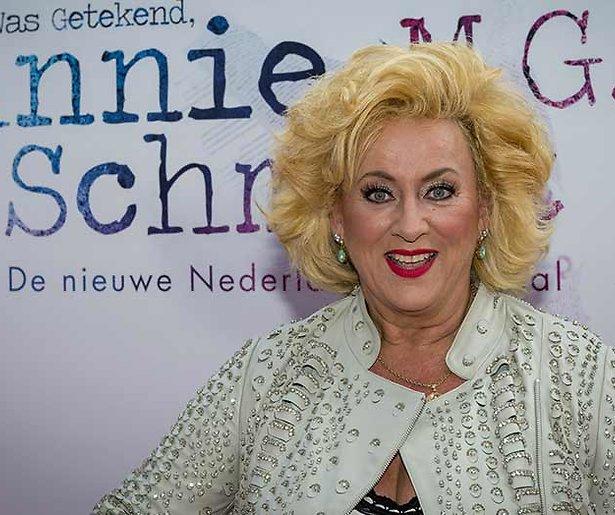 Karin Bloemen viel 25 kilo af