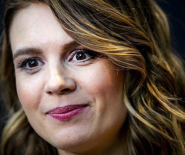 Katja Herbers houdt hoofdrol in Amerikaanse serie