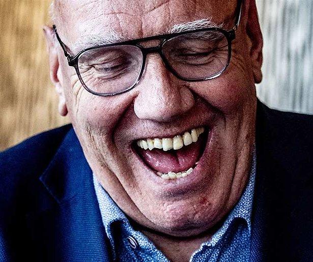 Afscheid Kees Jansma met o.a. Marco van Basten