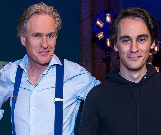 Jort Kelder bedankte voor Ivo Niehe-achtige interviewshow