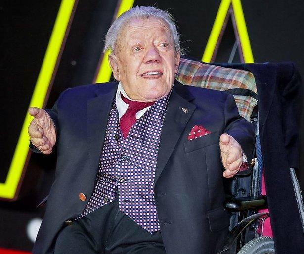 Star Wars-acteur Kenny Baker (81) overleden