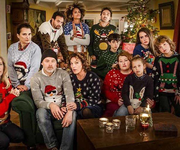 Nederlandse kerstserie op Videoland