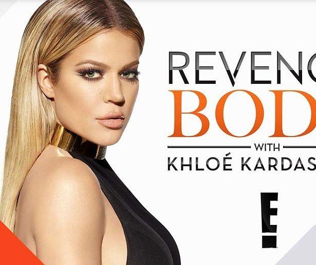 Tweede seizoen voor Revenge Body with Khloe Kardashian op E!