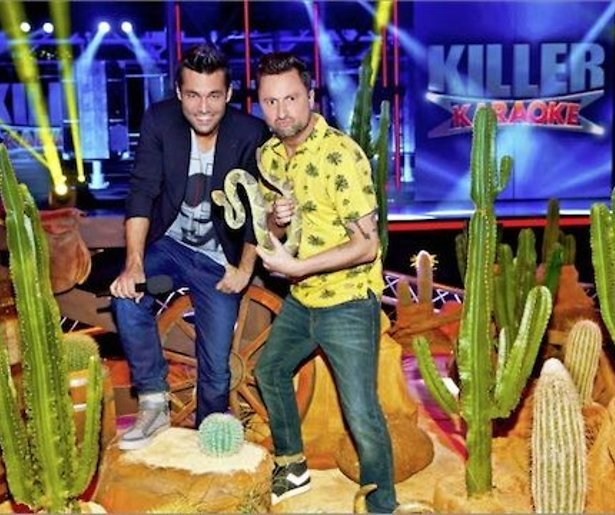 RTL doneert 12.500 euro na slangenstress in Killer Karaoke
