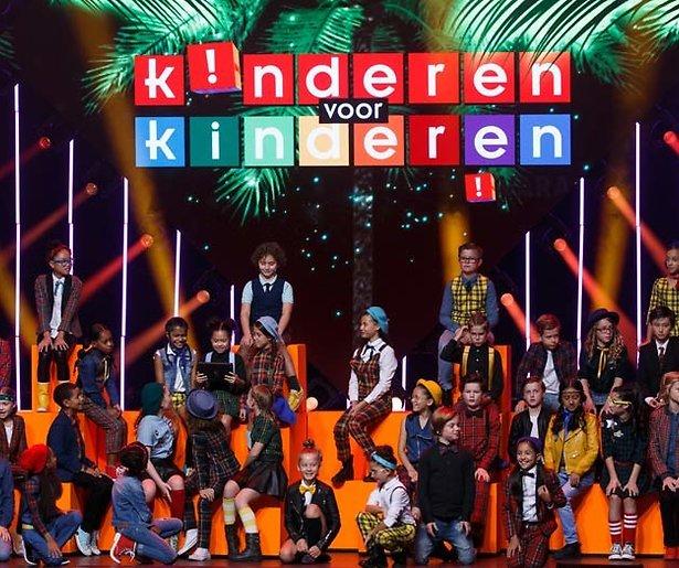 Nieuw seizoen Kinderen voor Kinderen Pakt Uit