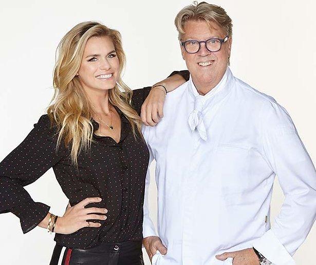 Nicolette van Dam over Kitchen Impossible