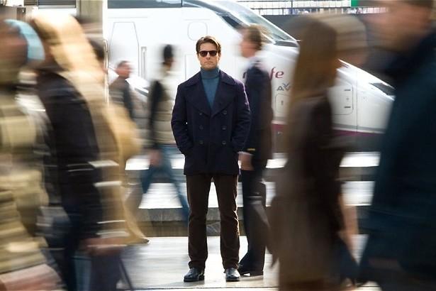 Stunten met Tom Cruise en Cameron Diaz