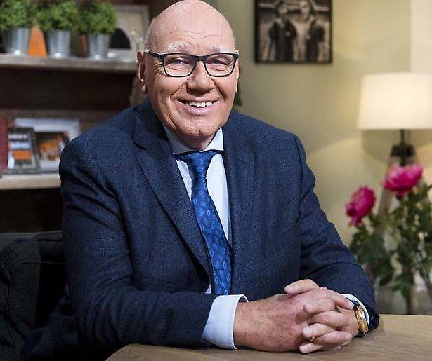 Kees Jansma (71) stopt na lopende seizoen als tv-presentator