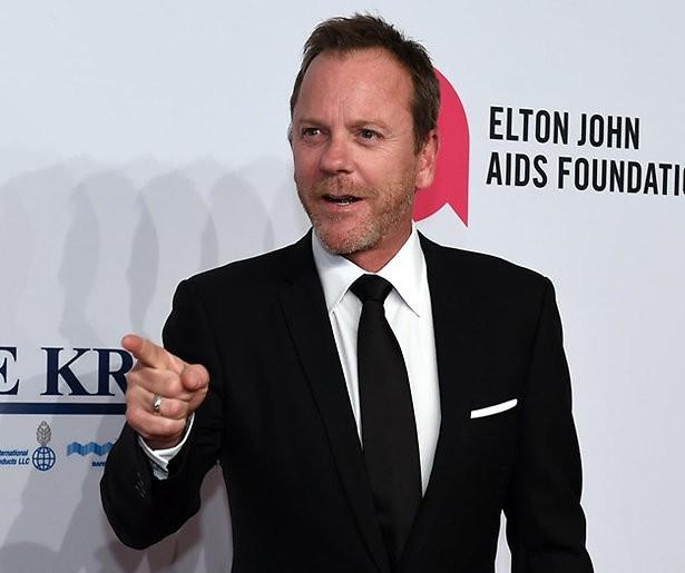 Kiefer Sutherland pakt weer hoofdrol in tv-serie