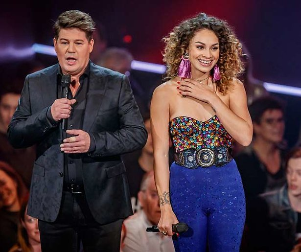 Verloor Kimberly The Voice door technische fout?