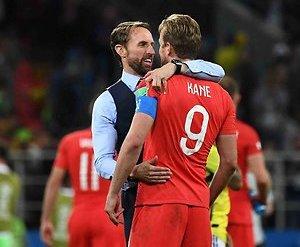 De TV van gisteren: 2.8 miljoen kijkers zien Engeland winnen van Colombia