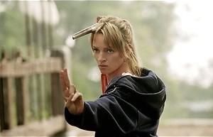 Kill Bill: Vol. 2: De ultieme wraak van Uma Thurman