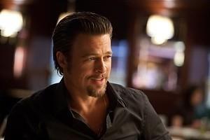Niemand ontsnapt aan Brad Pitt