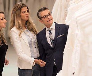 Kim Kötter krijgt een jurk in Say yes to the dress