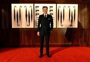 Colin Firth en Taron Egerton redden de wereld