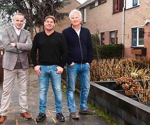 Martijn Krabbé koopt huis voor woningzoekenden