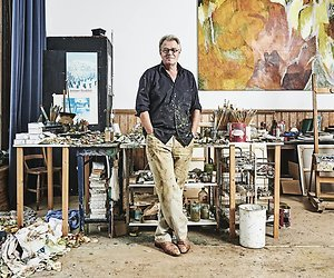 Jeroen Krabbé volgt Pablo Picasso