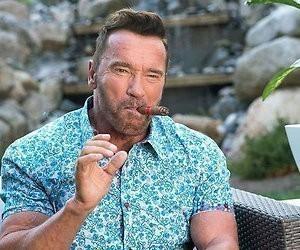 Arnold Schwarzenegger is de beste huurmoordenaar ter wereld