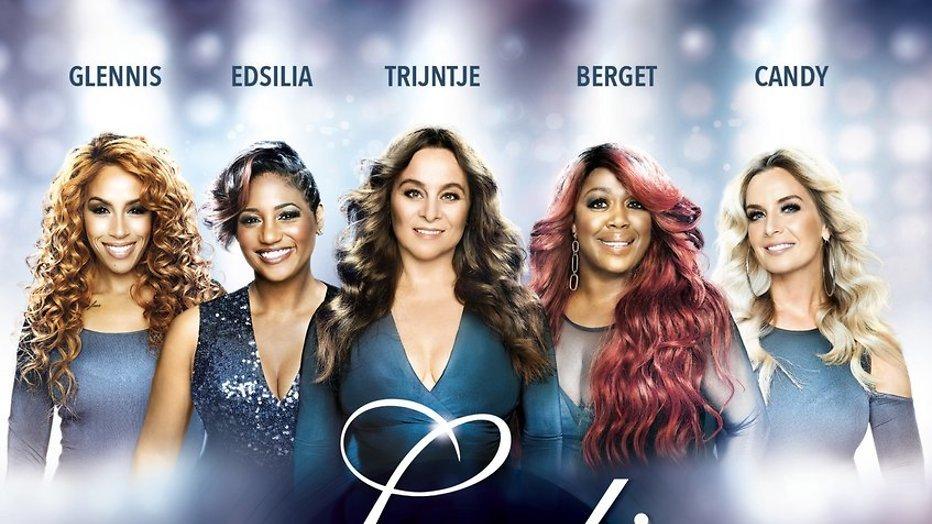 Win 5 x cd en dvd Ladies of Soul