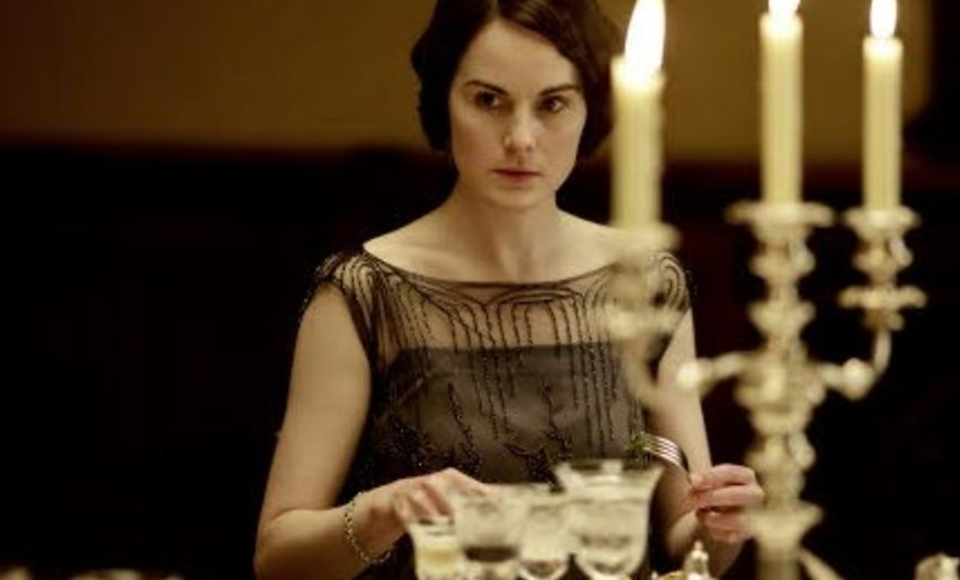 Vindt Lady Mary nieuw geluk in Downton Abbey?
