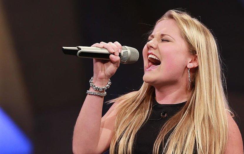 Nederlandse Laura in finale Deutschland sucht den Superstar