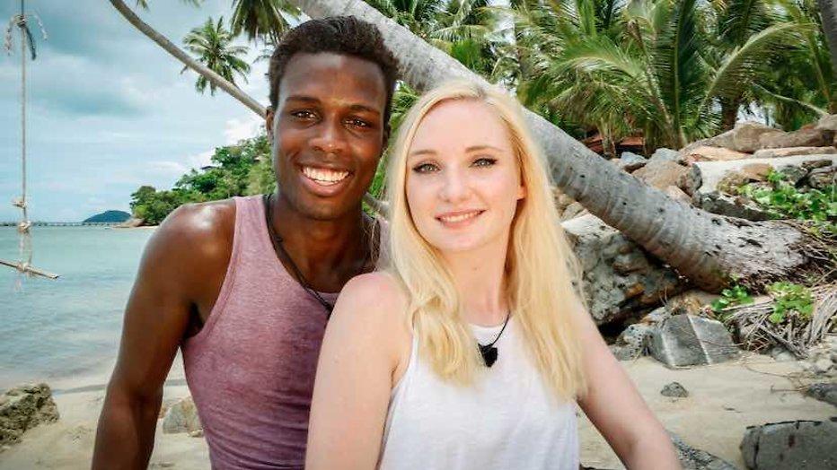 Roger en Laura uit Temptation Island uit elkaar