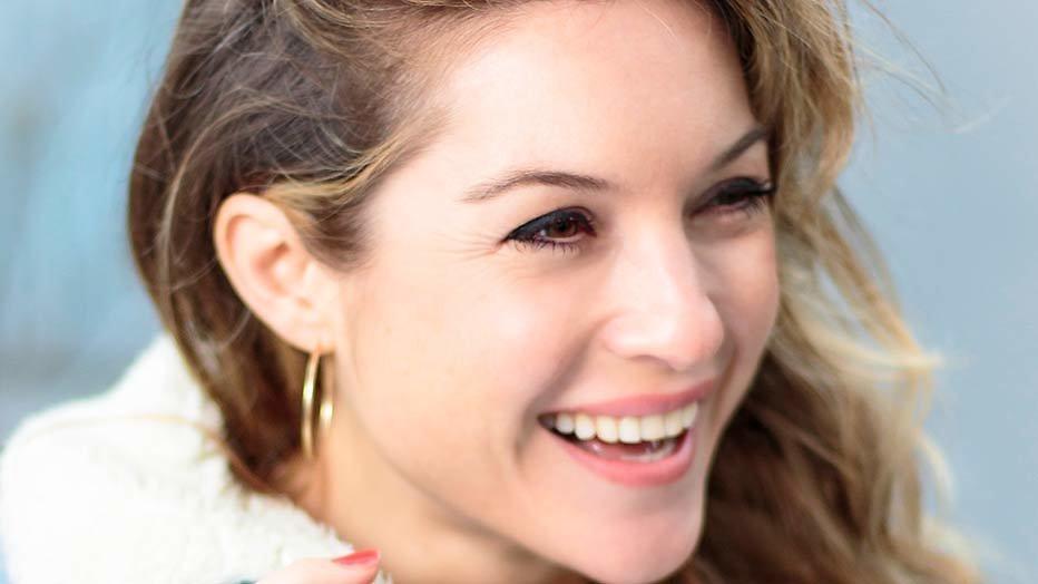 Lauren Verster bevallen van dochter