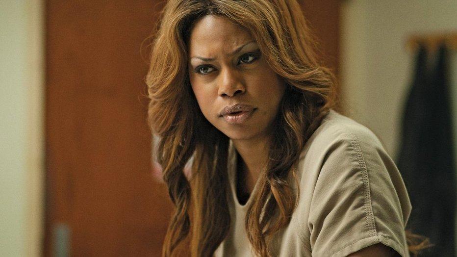 Transgender Laverne Cox schrijft Emmy-geschiedenis