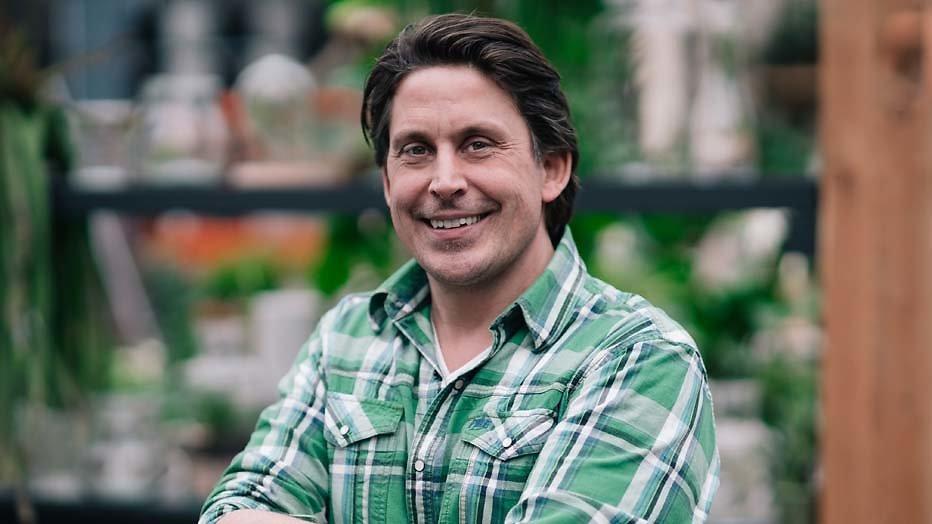 Interview met tuinman Lodewijk Hoekstra