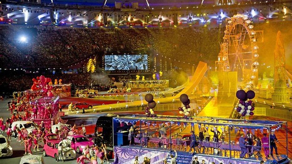 Kijktip: Openingsceremonie Olympische Spelen 2016