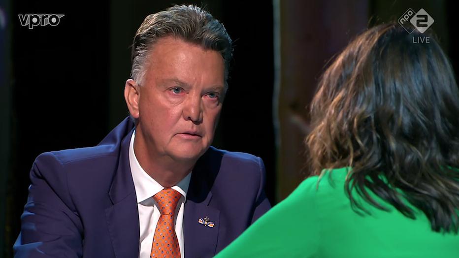De TV Van Gisteren: Louis Van Gaal Ontroert 777.000