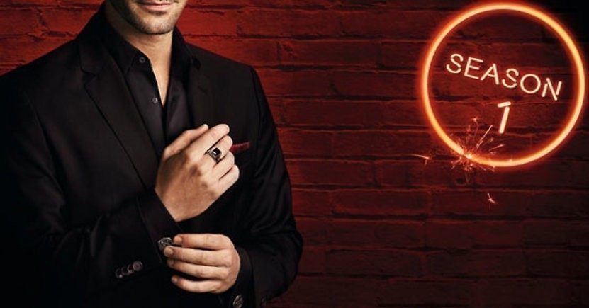 Win 3x dvd Lucifer Seizoen1