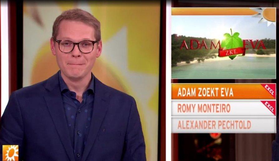 Laatste namen BN'ers Adam zkt. Eva VIPS bekend