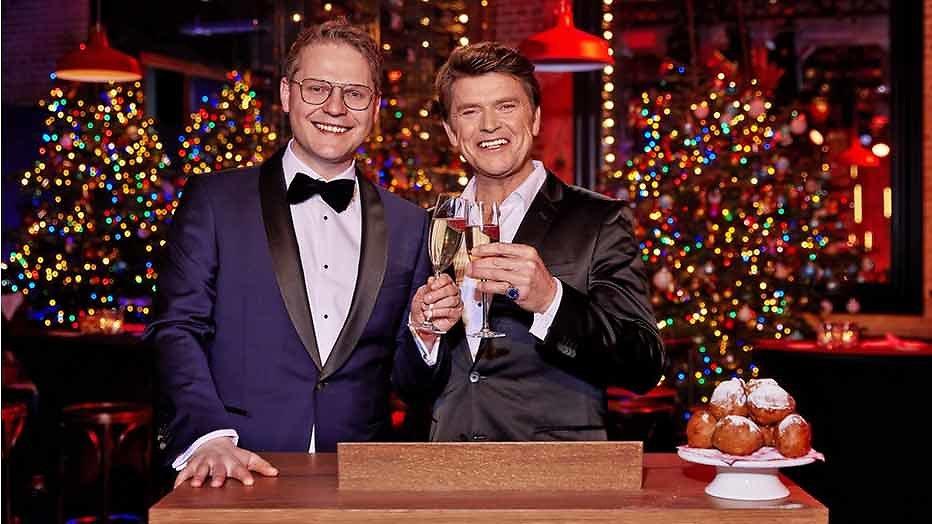 Beau en Luuk verzorgen oudjaarsavond op RTL 4