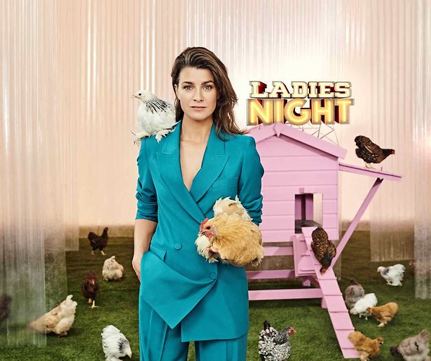 De TV van gisteren: Nog maar 145.000 kijkers voor Ladies Night