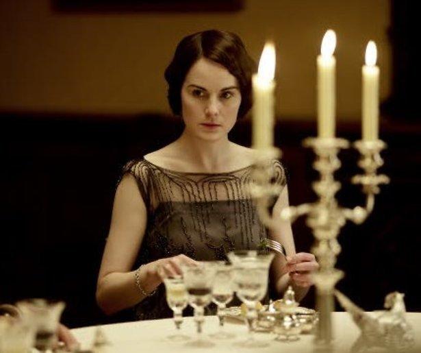 Vindt Lady Mary nieuw geluk in Downton Abbey?
