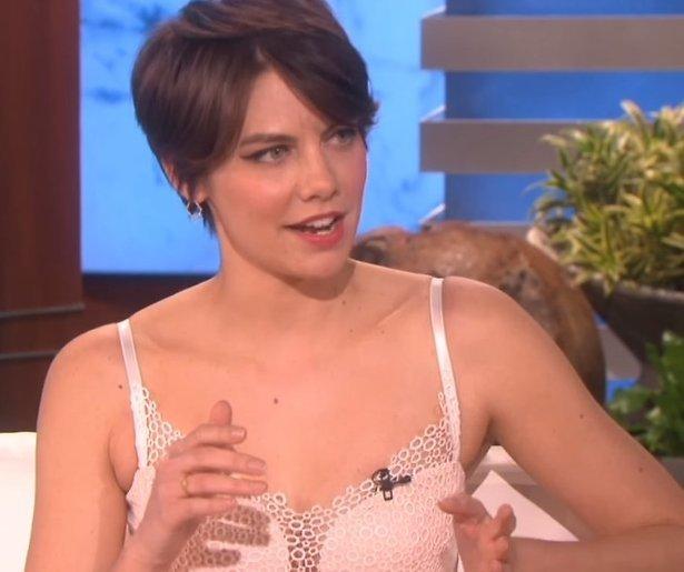 YouTube-hit: Ellen DeGeneres laat Walking Dead ster schrikken