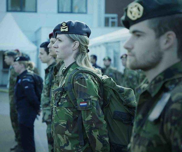 Discovery maakt serie over het leger dat oorlog voert tegen corona