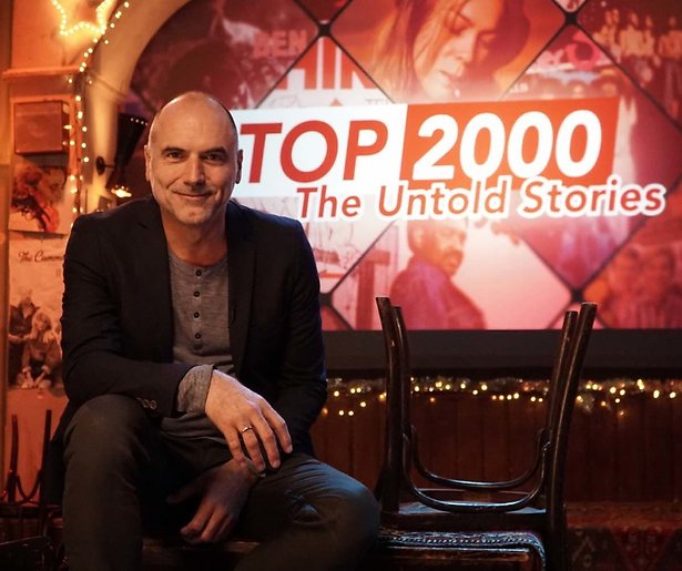 Leo Blokhuis over de Top 2000 Quiz