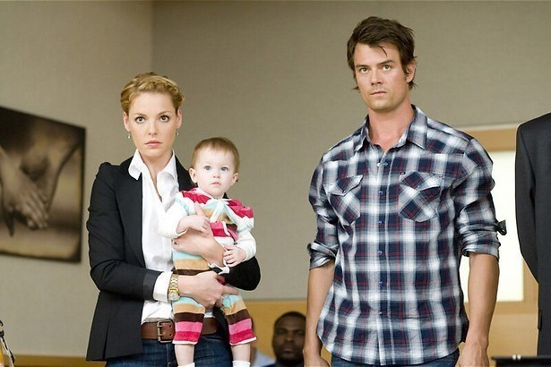 Katherine Heigl en Josh Duhamel worden stiefouders