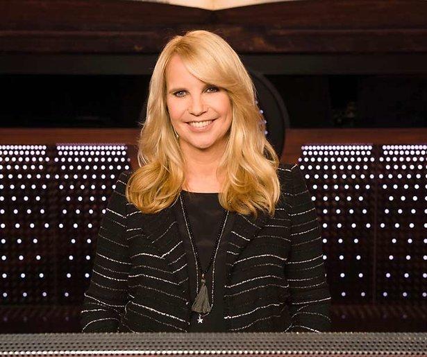 Linda de Mol vaste gast in talkshow Merel Westrik