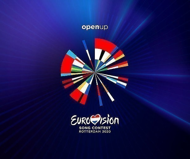 NPO onthult logo voor Eurovisie Songfestival 2020