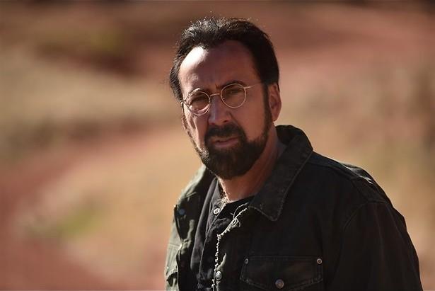 Nicolas Cage koopt een motel