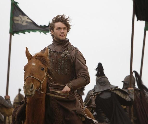 Netflix stopt met Marco Polo