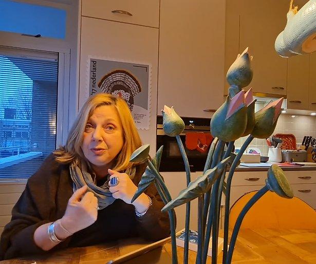 Loretta Schrijver reageert op Koffietijd-rel Aaf Brandt Corstius