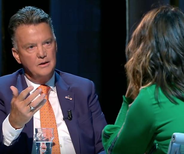 Videosnack: openhartige Louis van Gaal in Zomergasten