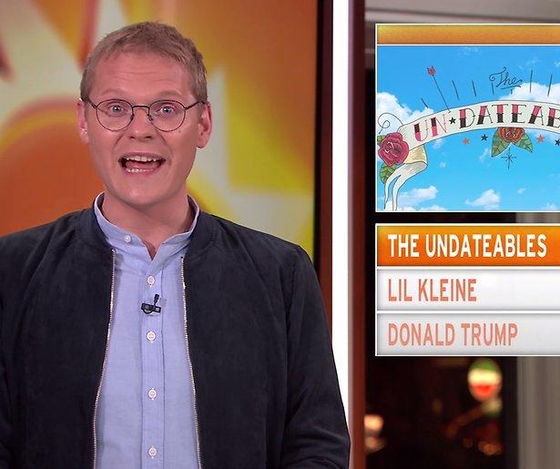 Luuk Ikink niet te porren voor RTL Late Night comeback