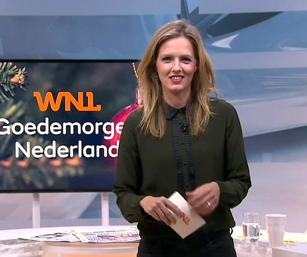 Minder presentatoren voor Goedemorgen Nederland